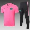 (Розовый/Темно синий) Футбольные костюмы барселоны 2020 2019