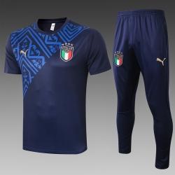 Спортивные костюмы италии italia (Темно синий)