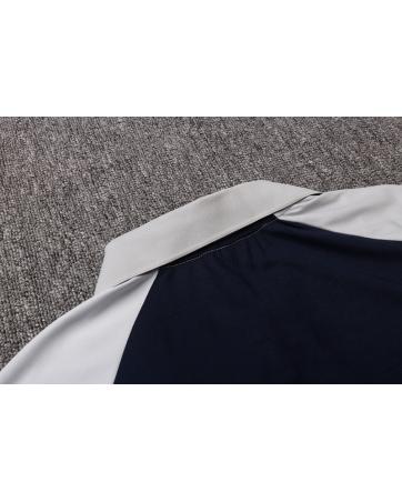 Спортивные костюмы италии italia (Темно синий/Белый)