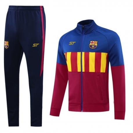 Спортивные костюм барселоны 2020 2021 бордовый