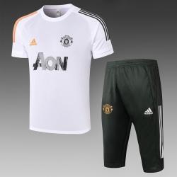 Форма (Белая) футбольные комплекты костюмы 2020 2021