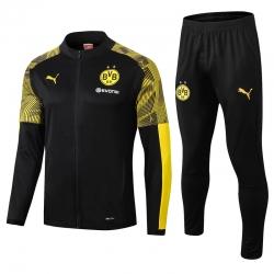 Спортивные костюмы (Черный/Желтый/Линии) дортмунт борусия 2019 2020