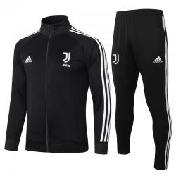 (Черный/Белый) Спортивные костюмы Ювентус 2021 - 2020