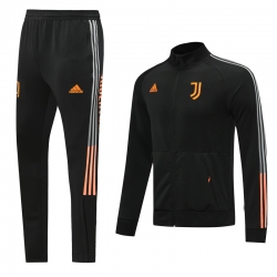 (Черный/Оранжевый) Z Спортивные костюмы Ювентус 2021 - 2020