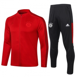 Спотивный костюмы (Красный/Черный) баварии 2021 2020