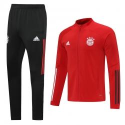 Спотивный костюмы (Красный/Черный/Белый) баварии 2021 2020
