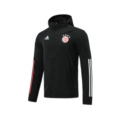 Мужская (Черная/Оранжевая) куртка баер мючен 2020 2021