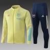(Желтый/Темно синий) Парадные спортивные костюмы арсенал лондон