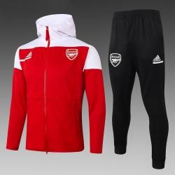 (Красный/Темно синий/)теплые спортивные костюмы арсенал лондон 2021 2020