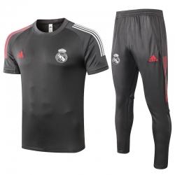 Футбольные костюм реал мадрид серый 2020 2021