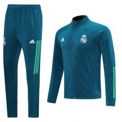 (Зеленый) Спортивных костюмов Реал мадрид 2021 2020