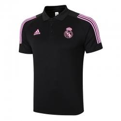 Реал мадрид спортивных костюмов 2021 2020 (Темно серый/Розовый)