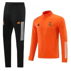 (Оранжевый) реал мадрид cпортивные костюмы 2021 2020 vip
