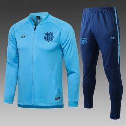 Спортивные костюм барселоны 2020 2021 (Синий)
