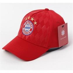Бейсболки Баварии (Красный)