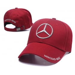 Бейсболки Mercedes Benz (Бордовый)