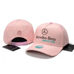 Бейсболки Mercedes Benz (Розовый)