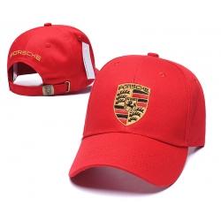 Бейсболки Porsche порше (Красный/Золотой)