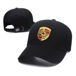 Бейсболки Porsche порше (Черный/Золотой)