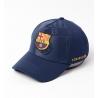 Бейсболки Барселона (Темно синий/Золотой)