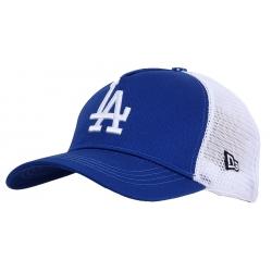 Кепки mlb Los Angeles Dodgers сетки синий белый