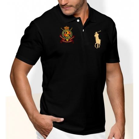 Мужскую футболку поло борис