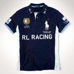 Рубашки поло (Темно синий/Небесно синий/Белый) Аргентины