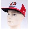 Красная SNAPBACK бейсболка SF