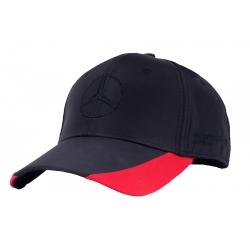 Бейсболки Мерседес Бенц (Черный/Красный)