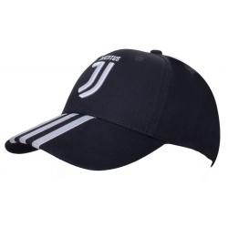 Бейсболки Ювентус (Черный/Белый)