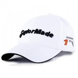 Кепки для гольфа тейлормайд Адидас (Белый/Черный)