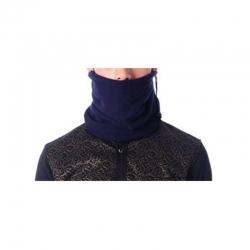 Шарф горловик флисовый спортивный Темно синий