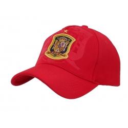 Бейсболки Испании (Красный) spain fc