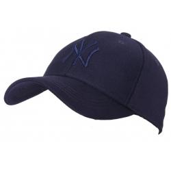 Бейсболки Нью Йорк Янкиз (Темно синий/X)