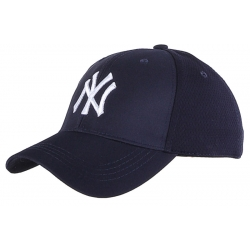 Кепки Нью Йорк Янкиз (Черный/Белый)
