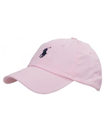 Бейсболка ralph женская розовая