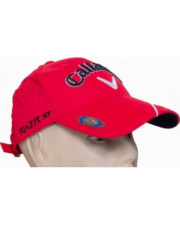 Бейсболки Callaway (Красный/Черный)