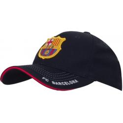 Бейсболки Барселона (Черный/Золотой)