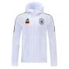Куртка ветровки Германии 2021 2022 (Белая/Черная)