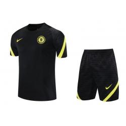 Футбольный костюм челси (Белый/Синий) 2021