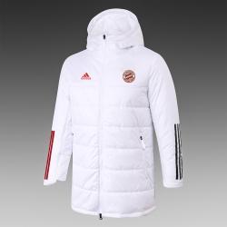 Утепленная куртка баварии белая 2021 2020