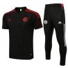 Футбольный костюм Баварии черный 2020 2021