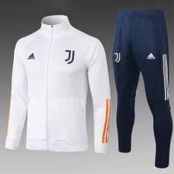 Cпортивные костюмы Ювентус 2021 - 2020 (Черный/Белый)