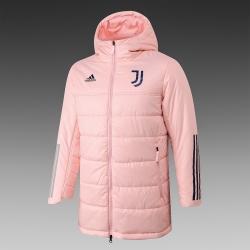 Утепленные куртки Ювентус Розовая 2021