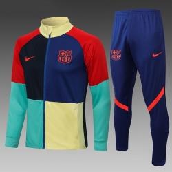 Спортивные костюм барселоны 2020 2021 (небесно синий)