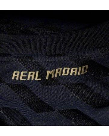 Футболка реал мадрид черная рональдо