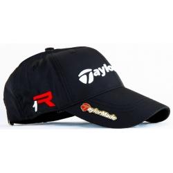 Бейсболки кепки чёрные мужские (Микрофибра)